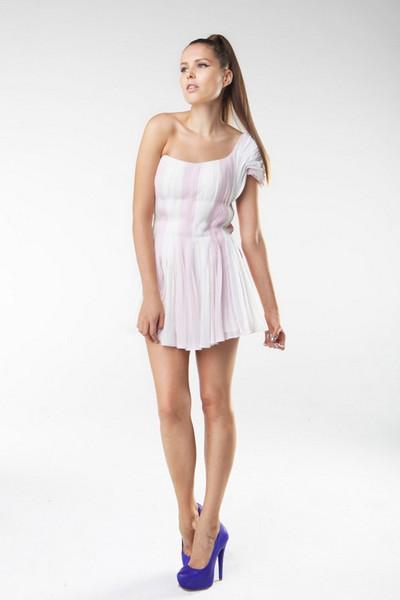 Первая коллекция «техно-кутюр» от CuteCircuit для массовой продажи: K-Dress