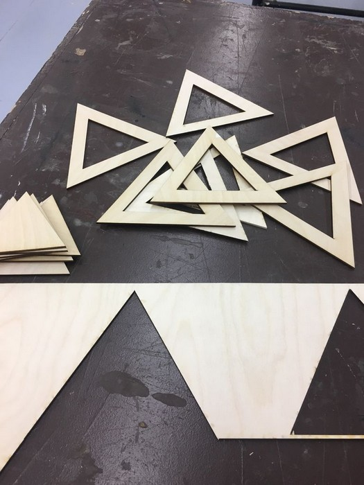 Как сделать кусудамуиз треугольников фото 722