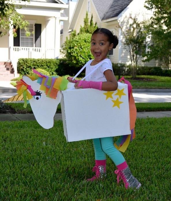 25 идей использования картонных коробок для детских игр и праздников