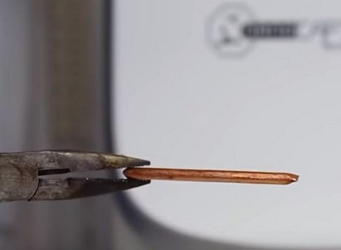 Как сделать горячий нож своими руками