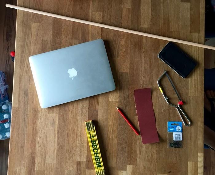 Как сделать подставку для ноутбука из бумаги