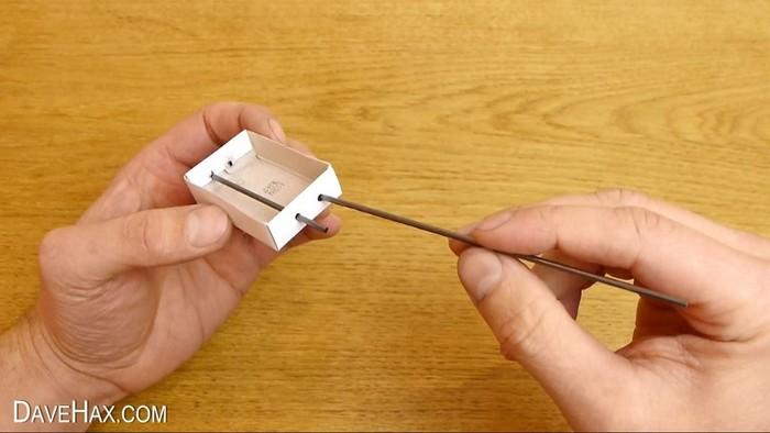 25 интересных штучек из спичечных коробков - Лайфхакер