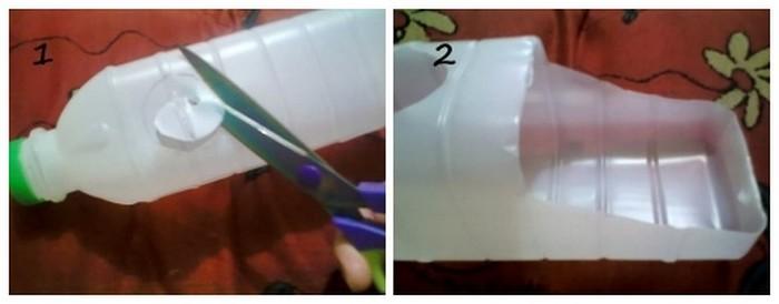 Как сделать миску с автоматической подачей корма за 5 минут