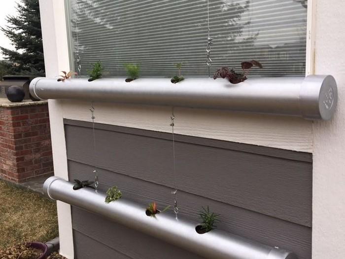 Как сделать подвесной сад для комнатных растений, который впишется в любой интерьер
