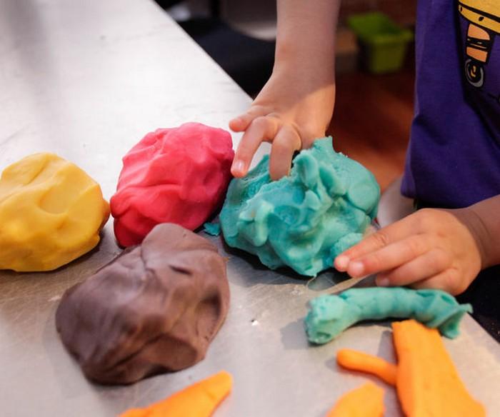 Как сделать пластилин для детей 426