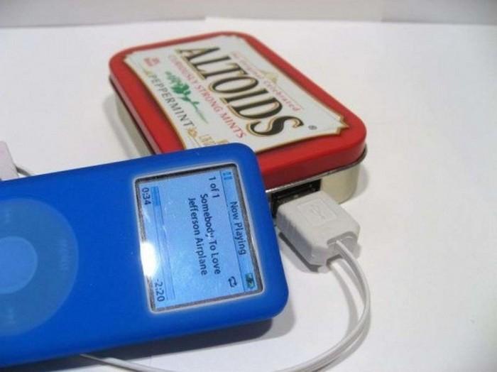 Как сделать внешний аккумулятор для смартфона за копейки