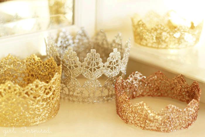 Для малых (и больших) принцесс: как сделать замечательную корону для утренника или фотосессии Интересные идеи вашего дома