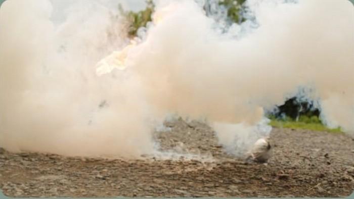 Как сделать дымовую шашку и здорово повеселиться