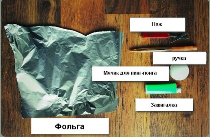 Как сделать дымовую шашку фото