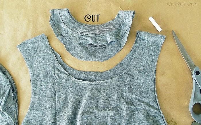15 причин не выбрасывать старую футболку