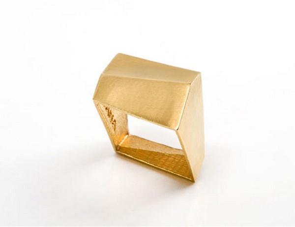 Индустриальные кольца от Даны Бачар (Dana Bachar)