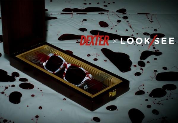 Очки в стилистике сериала о маньяке-судмедэксперте