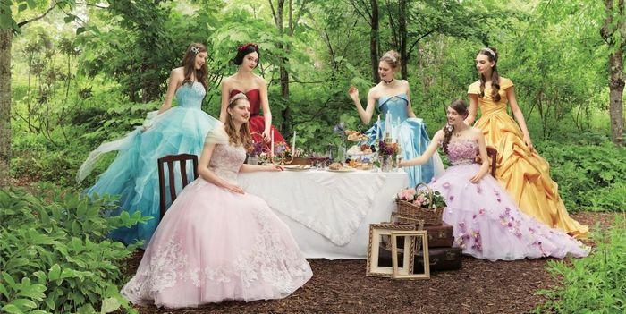 Все принцессы в сборе
