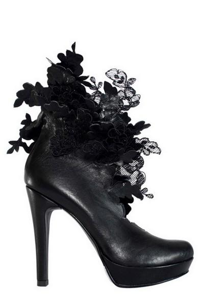 Агрессивно-сексуальная обувь молодого венгерского дизайнера