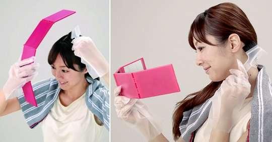 «Суперзеркало» для идеального макияжа