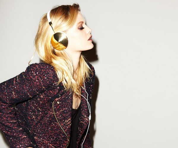 Стильные и женственные наушники от Frends: Taylor