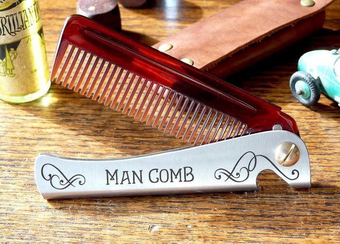 Потому что стильные мужчины заботятся о причёске похлеще стильных женщин