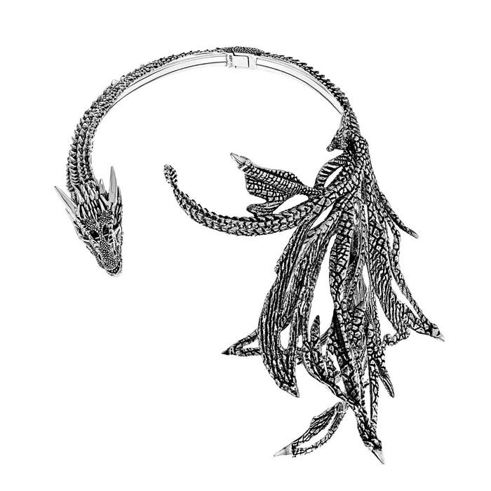 Коллекция драконьих украшений для Дейнерис Таргариен из «Игры престолов»