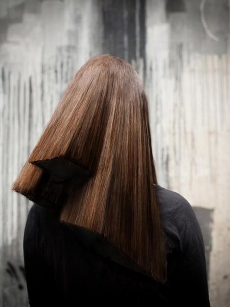 Парикмахерская архитектура Hairchitecture