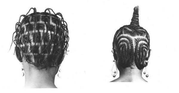 Разнообразие африканской красоты, запечатленное Джей Ди Охай Ойеикере (J.D. Okhai Ojeikere)