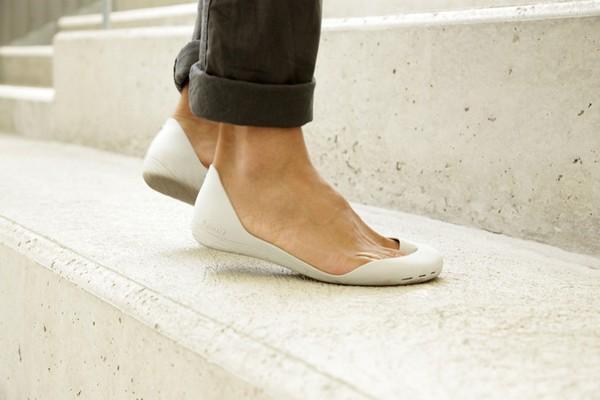 Инновационная обувь IGUANEYE. Идея, позаимствованная у индейцев