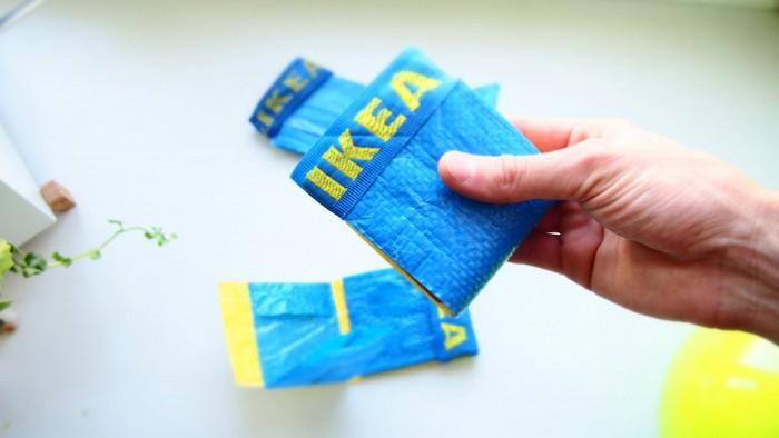 10 самых безумных вещей, сделанных из сумок IKEA