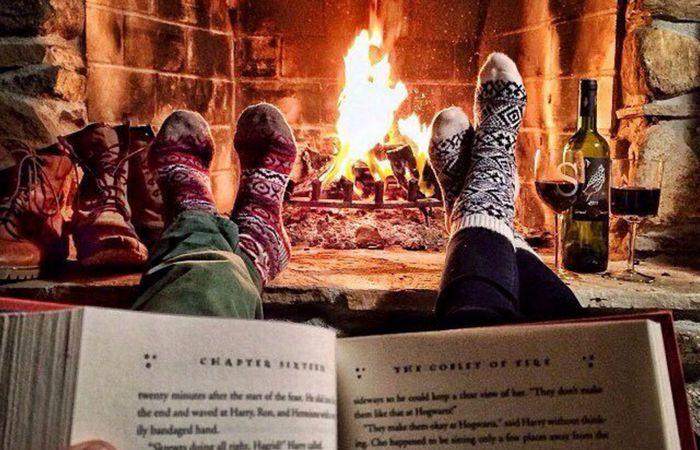 Рождественская традиция, которую захочется позаимствовать.