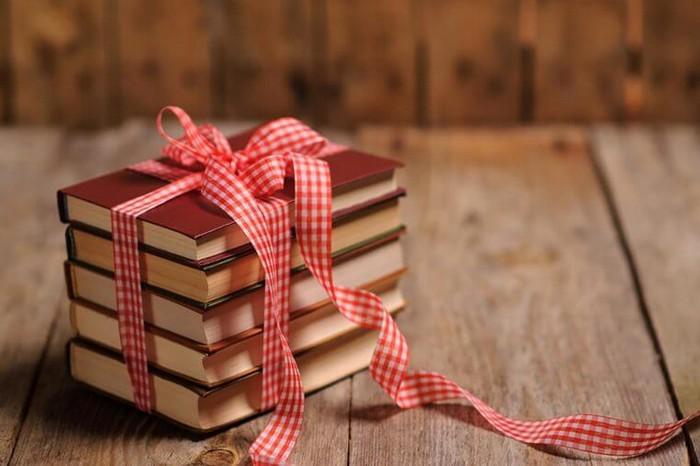 Книга – лучший подарок.