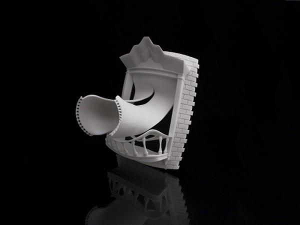 Уникальные украшения с архитектурными мотивами от Джошуа ДеМонте (Joshua DeMonte)