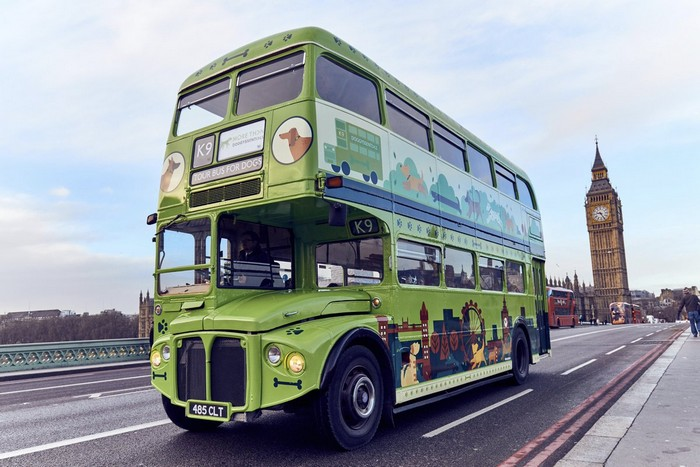 """""""К9"""": в Лондоне появился экскурсионный тур специально для ...: http://grimnir74.livejournal.com/8587219.html"""