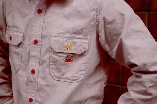 Дизайнерские рубашки по мотивам знаменитой игры