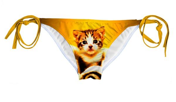 Котики+бикини в коллекции купальников от «Mr. Gugu & Miss Go»