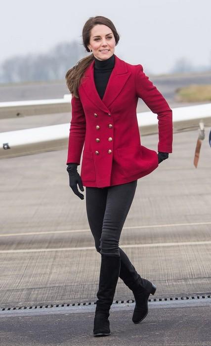 Жакет из плотного твила Philosophy di Lorenzo Serafini red twill jacket.