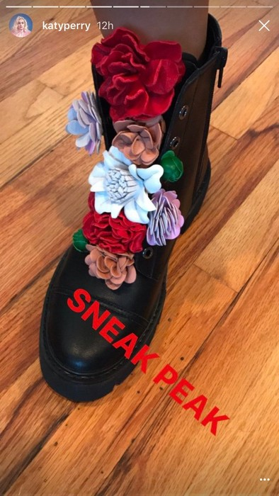 Коллекция обуви сумасшедшего дизайна от певицы Кэти Перри