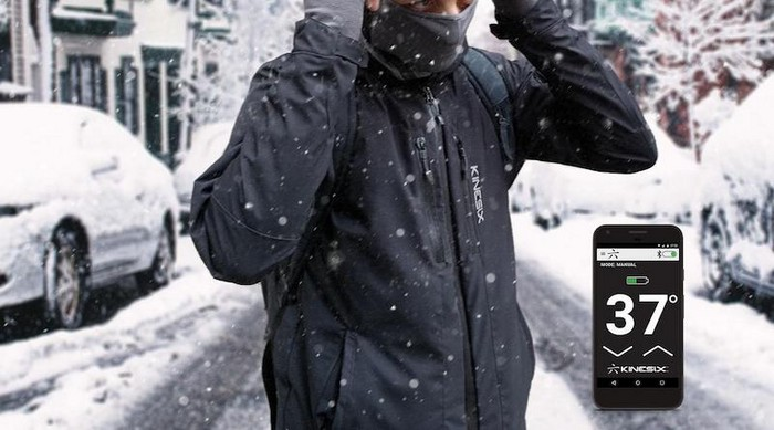 Капюшон и «балаклава» – дополнительные уровни утепления.