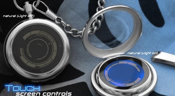Модернизированная версия старых карманных часов от Tokyoflash