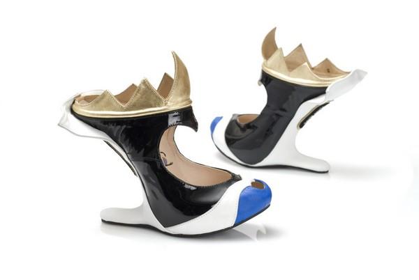 Коллекция фэнтезийных туфель, посвящённая главным диснеевским злодейкам: Злая Королева