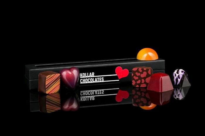 Конфеты с удивительным дизайном от Kollar Chocolates