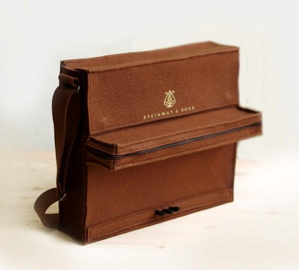 Сумка-фортепиано от Krukrustudio
