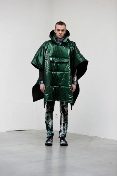 Креативная и теплая коллекция мужской одежды LAITINEN