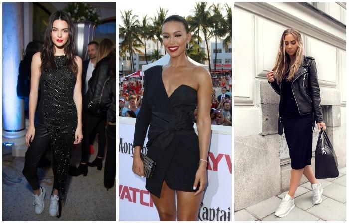 10 нескучных идей, как и с чем носить маленькое чёрное платье