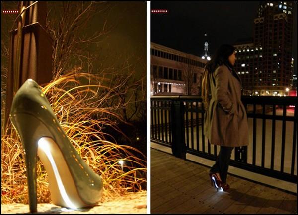 Стильные туфли Runway Light: Pipes