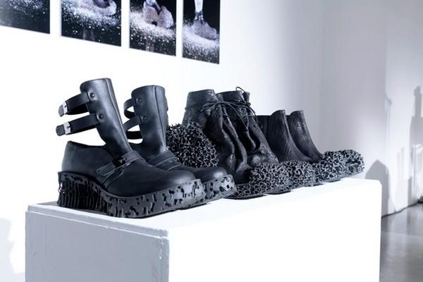Экстравагантная мужская обувь «A Wrong Mongrel»