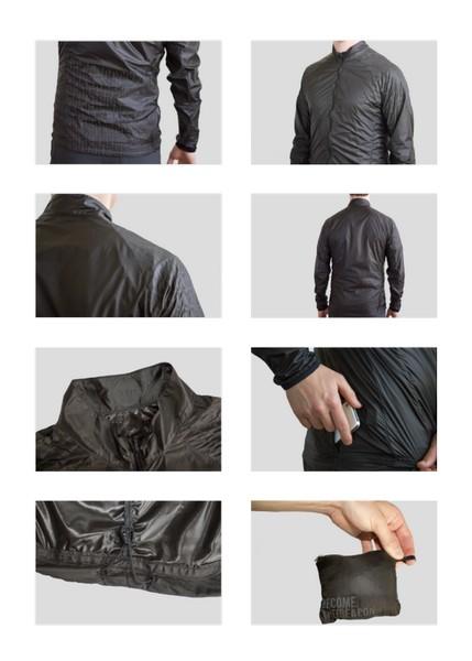Куртка Lunis, в которой можно не только кататься на велосипеде