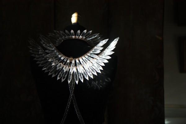 Кристальный дизайн от  Лорен Тенненбаум (Lauren Tennenbaum)