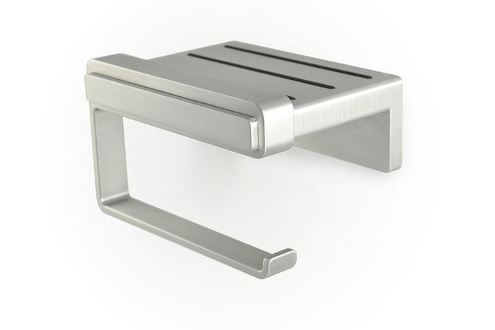 LooLedge – «полка безопасности» для тех, кто не расстаётся со смартфоном даже в туалете