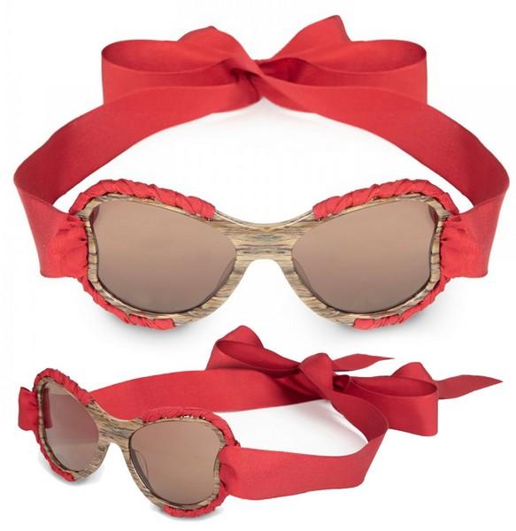 Изящные очки из новой коллекции звёздной красавицы Лорен Скотт (L'wren Scott)