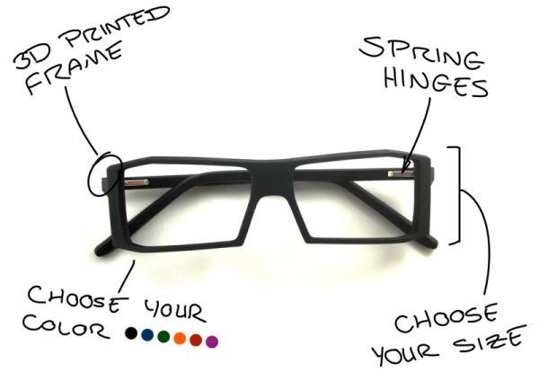 «Очки на заказ» Make Eyewear решат проблему неподходящих оправ