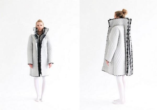 Необыкновенные пальто от голландских студентов