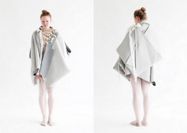a4e17fbf9cd7 Самая фантастическая коллекция верхней одежды «Manteaux de Soir»